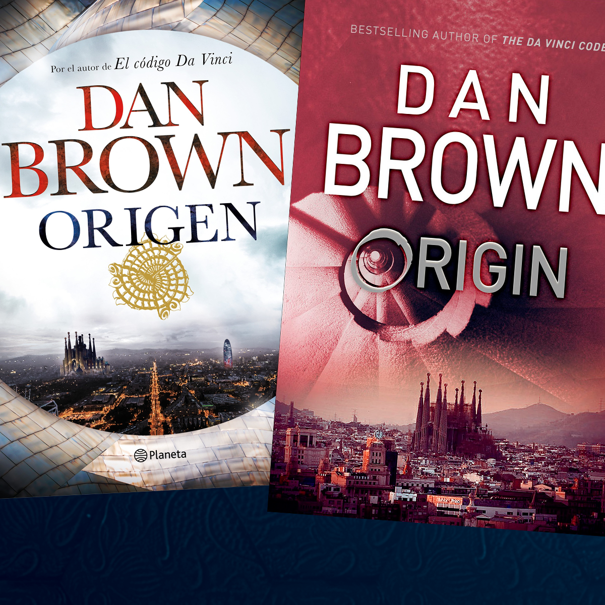 Book Cover Returns To Its Origins In >> Origin Dan Brown